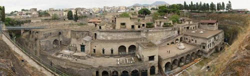 View of Herculaneum guidepompeii.com