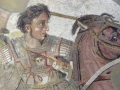 Alexander the Great - mosaic carpet
