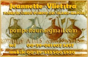 contact card pompeiitours